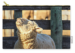 Bleating Sheep Carry-all Pouch