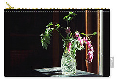 Bleeding Heart Bouquet Carry-all Pouch