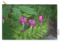 Bleeding Hearts 2 Carry-all Pouch