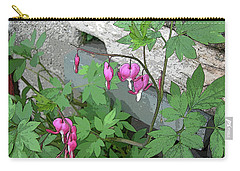Bleeding Hearts Carry-all Pouch