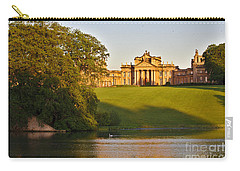 Blenheim Palace And Lake Carry-all Pouch