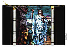 Blessed By Jesus Carry-all Pouch