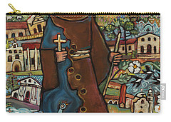 Blessed Junipero Serra Carry-all Pouch