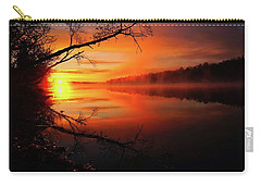 Blind River Sunrise Carry-all Pouch