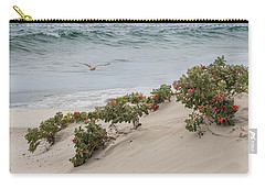 Carry-all Pouch featuring the photograph Bliss On A Breeze by Robin-Lee Vieira