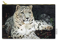Blizzard Carry-all Pouch by Linda Becker