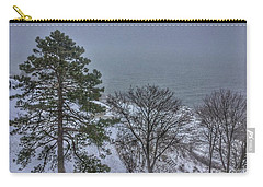 Blizzard Stella On Casco Bay Carry-all Pouch