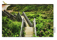 Block Island Carry-all Pouch by Lourry Legarde