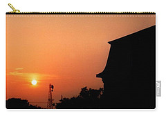 Block Island Sunset Carry-all Pouch
