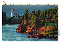 Blockhouse Point Lighthouse Carry-all Pouch