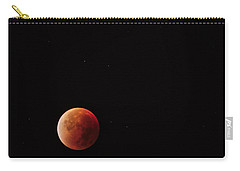 Blood Moon Carry-all Pouch by Angelo DeVal