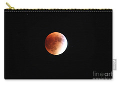 Blood Moon From Paonia Colorado  Carry-all Pouch