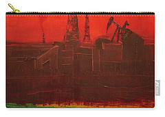 Blood Of Mother Earth Carry-all Pouch