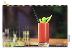 Bloody Mary Forever Carry-all Pouch by Ekaterina Molchanova