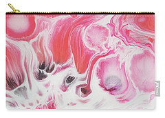 Carry-all Pouch featuring the painting Bloom by Nikki Marie Smith