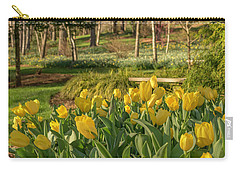 Bloomin Tulips Carry-all Pouch