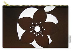 Blooming Apple Mac Carry-all Pouch