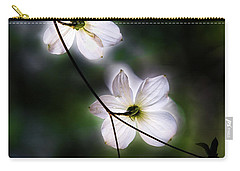 Blooming Dogwoods In Yosemite 2 Carry-all Pouch