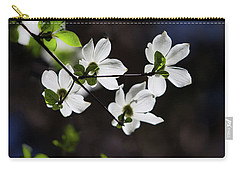 Blooming Dogwoods In Yosemite 4 Carry-all Pouch