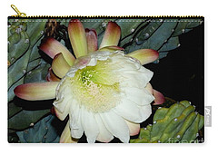 Blooming Night Cereus Carry-all Pouch