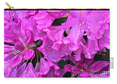 Blooming Rhododendron Carry-all Pouch