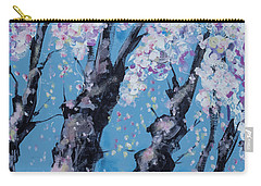 Blooming Trees Carry-all Pouch