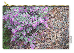 Carry-all Pouch featuring the painting Blooms by Mordecai Colodner