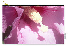 Carry-all Pouch featuring the photograph Blossom At Kirby Park by Christina Verdgeline