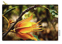 Blossom Of Orange Carry-all Pouch