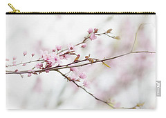 Blossom Pink Carry-all Pouch