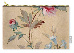 Blossom Series No.4 Carry-all Pouch