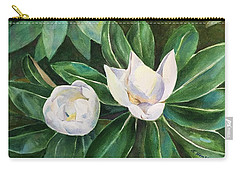 Blossoms In The Sunlight Carry-all Pouch