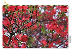 Blossoms Carry-all Pouch