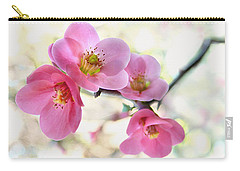 Blossoms Carry-all Pouch by Marion Cullen