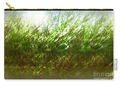 Carry-all Pouch featuring the photograph Blowing In The Wind by John Krakora