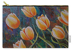Blowing In The Wind Carry-all Pouch by Susan DeLain