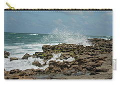 Blowing Rocks Preserve Jupiter Island Florida Carry-all Pouch