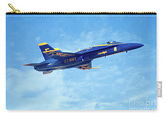 Blue Angel #5 In Arizona Carry-all Pouch