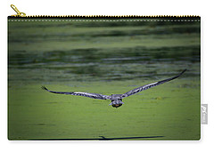 Blue Angel Carry-all Pouch by Ray Congrove
