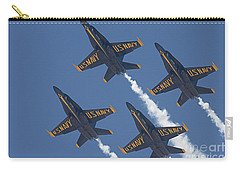 Blue Angels Blue Skies Carry-all Pouch