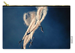 Blue Angels Breakout Carry-all Pouch by John A Rodriguez