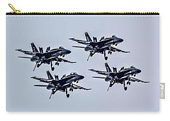 Blue Angels Exhibition Carry-all Pouch