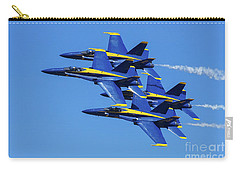 Blue Angels Very Close Formation 1 Carry-all Pouch