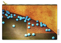 Blue Balls Carry-all Pouch