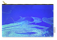 Blue Below Carry-all Pouch