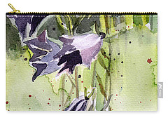 Blue Bonnets Carry-all Pouch