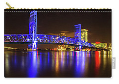 Blue Bridge 3 Carry-all Pouch by Arthur Dodd