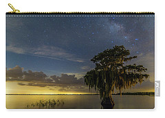 Blue Cypress Lake Nightsky Carry-all Pouch