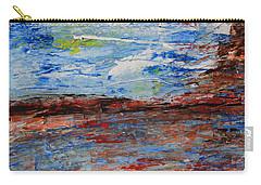 Blue Desert Carry-all Pouch
