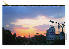 Blue Evening Sky Carry-all Pouch